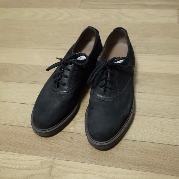 bedce65ad9 Vintage Nine West Leather Oxfords Sz 7.5. M_5c5d0967bb76154b0eff5ce3